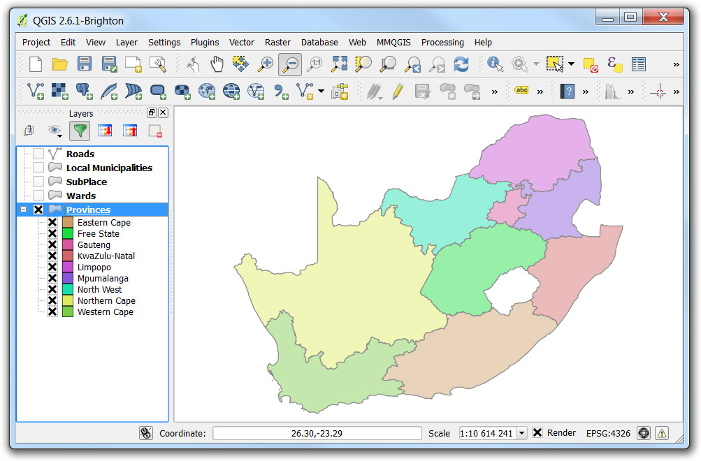 QGIS Population Density Tutorial - Spatial Modelling Solutions